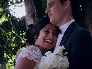 Le mariage de Gloria et Maxime