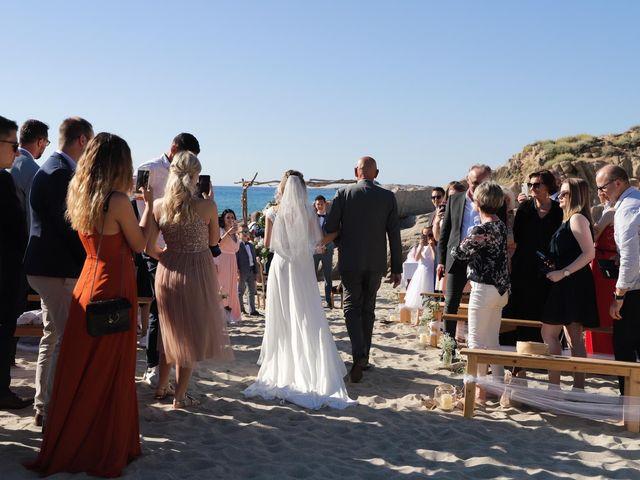 Le mariage de Nathan et Carole  à Calvi, Corse 1