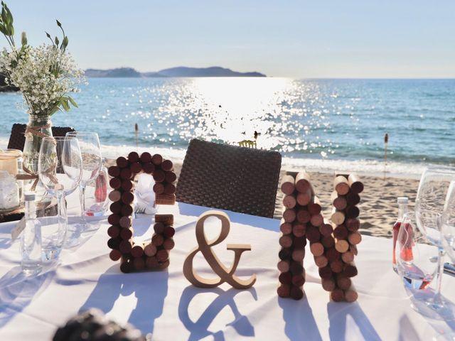 Le mariage de Nathan et Carole  à Calvi, Corse 4