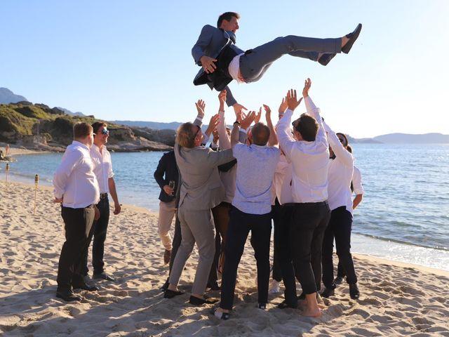 Le mariage de Nathan et Carole  à Calvi, Corse 6