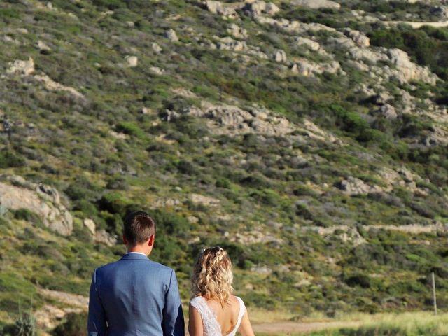 Le mariage de Nathan et Carole  à Calvi, Corse 8