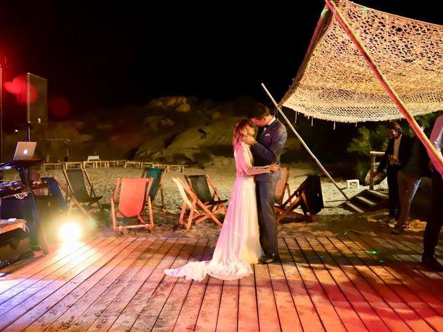 Le mariage de Nathan et Carole  à Calvi, Corse 9