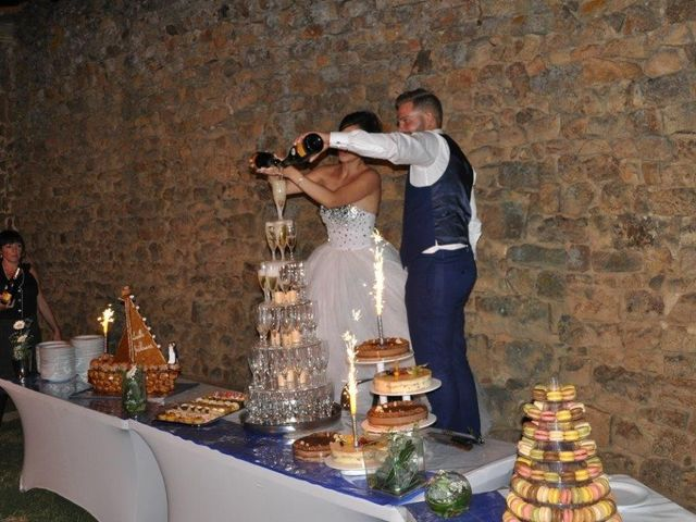 Le mariage de Guillaume et Lucille à Maclas, Loire 1