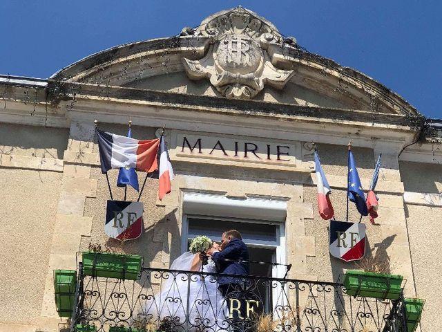 Le mariage de Guillaume et Lucille à Maclas, Loire 3
