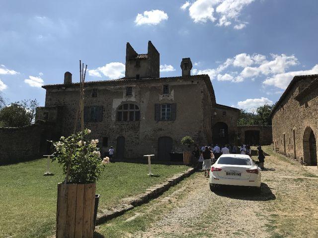 Le mariage de Guillaume et Lucille à Maclas, Loire 4