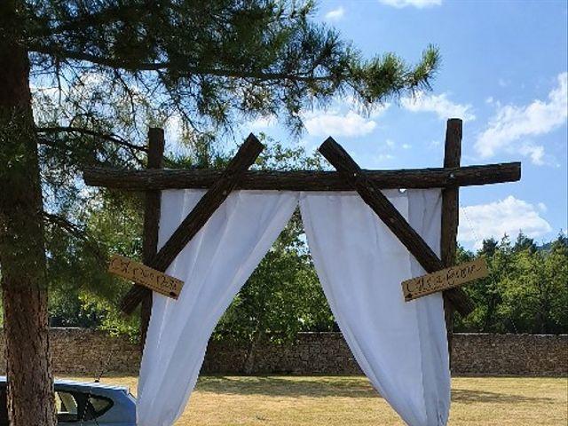 Le mariage de Guillaume et Lucille à Maclas, Loire 8