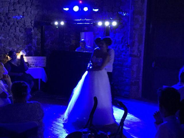 Le mariage de Guillaume et Lucille à Maclas, Loire 9