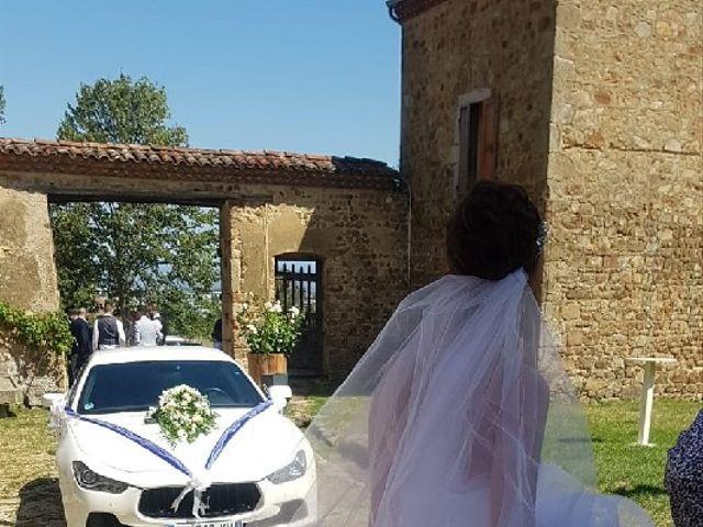 Le mariage de Guillaume et Lucille à Maclas, Loire 11