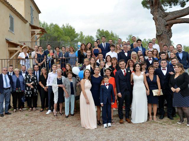 Le mariage de Julien et Marine à Grasse, Alpes-Maritimes 16