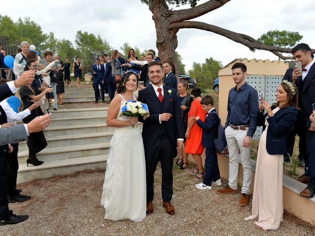 Le mariage de Julien et Marine à Grasse, Alpes-Maritimes 17