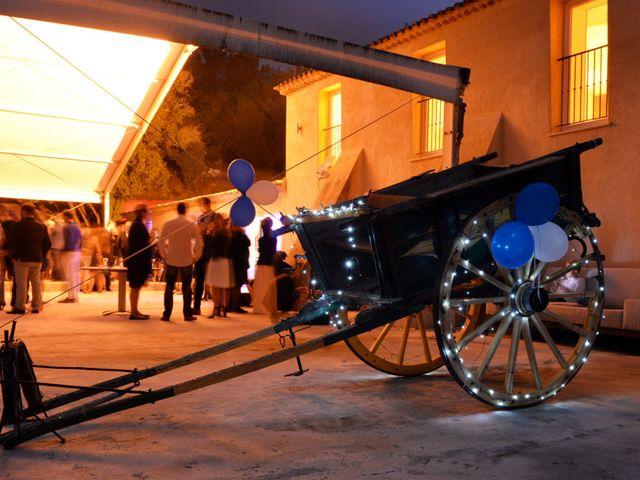Le mariage de Julien et Marine à Grasse, Alpes-Maritimes 30