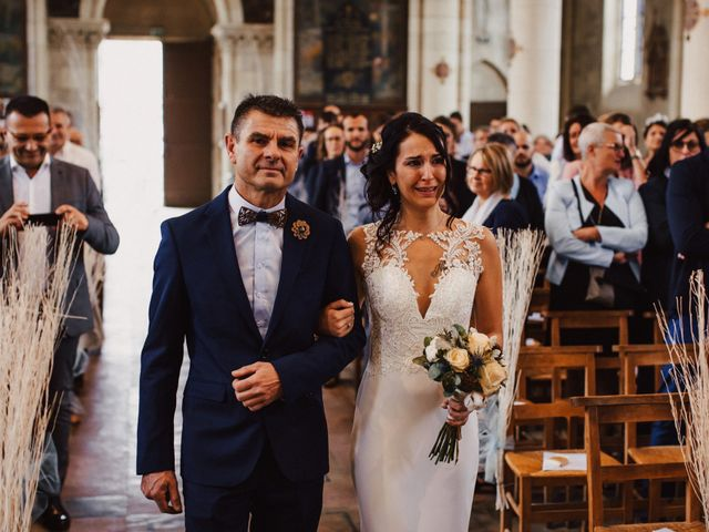 Le mariage de Alexandre et Marine à Craon, Mayenne 9
