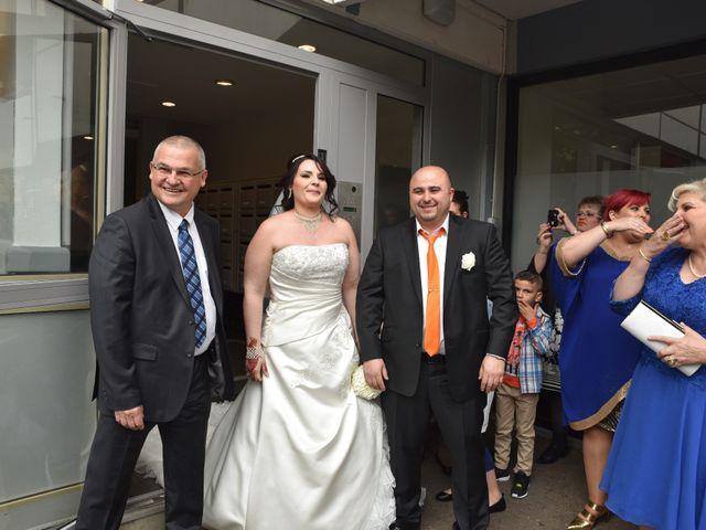 Le mariage de Bachir et Laëtitia à Lyon, Rhône 9