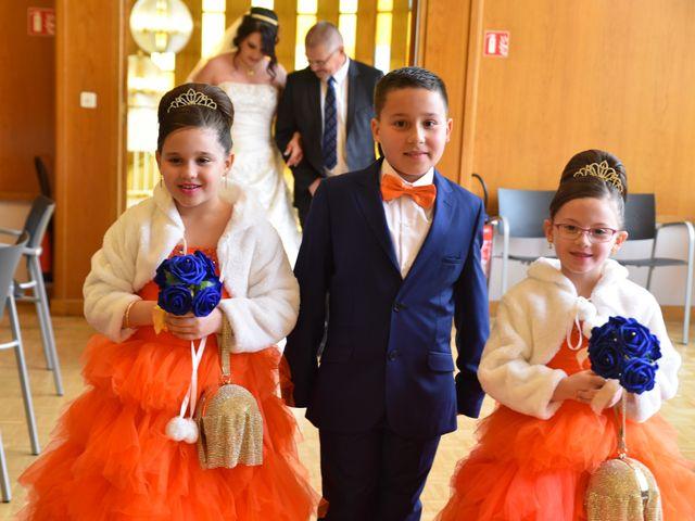 Le mariage de Bachir et Laëtitia à Lyon, Rhône 2