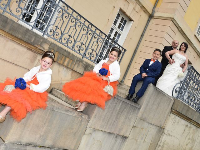 Le mariage de Bachir et Laëtitia à Lyon, Rhône 17