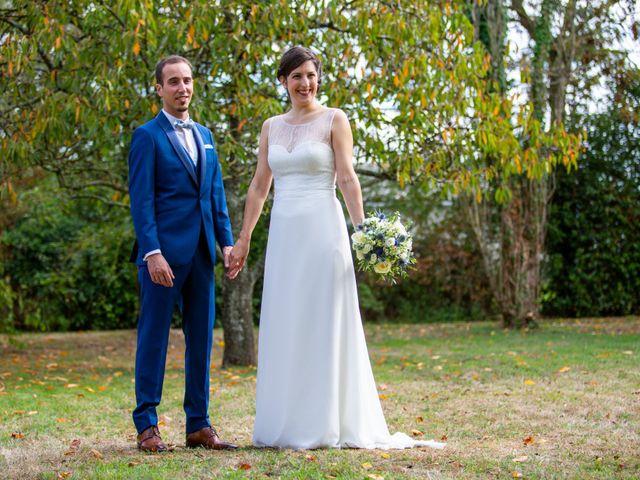 Le mariage de Guillaume et Coline à Belligné, Loire Atlantique 20