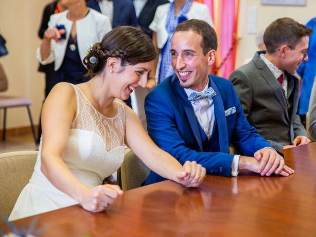 Le mariage de Guillaume et Coline à Belligné, Loire Atlantique 22