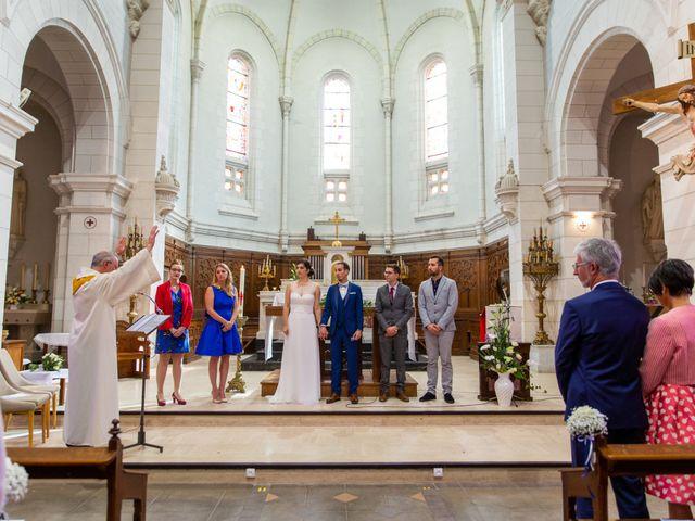 Le mariage de Guillaume et Coline à Belligné, Loire Atlantique 36