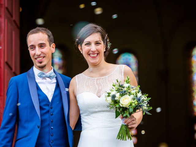 Le mariage de Guillaume et Coline à Belligné, Loire Atlantique 44