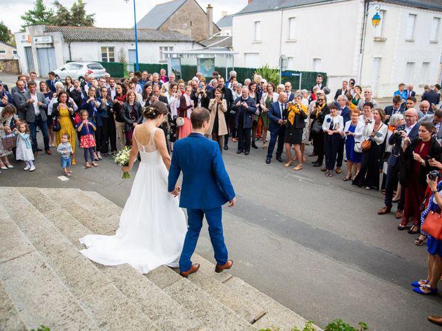 Le mariage de Guillaume et Coline à Belligné, Loire Atlantique 46
