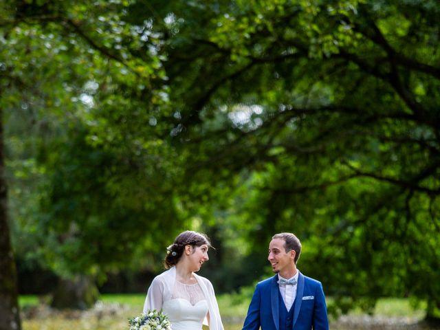 Le mariage de Guillaume et Coline à Belligné, Loire Atlantique 52