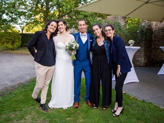 Le mariage de Guillaume et Coline à Belligné, Loire Atlantique 83