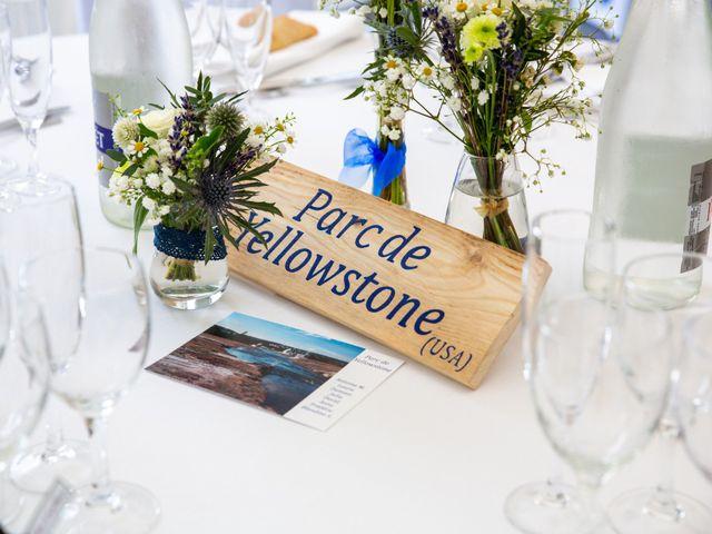 Le mariage de Guillaume et Coline à Belligné, Loire Atlantique 90
