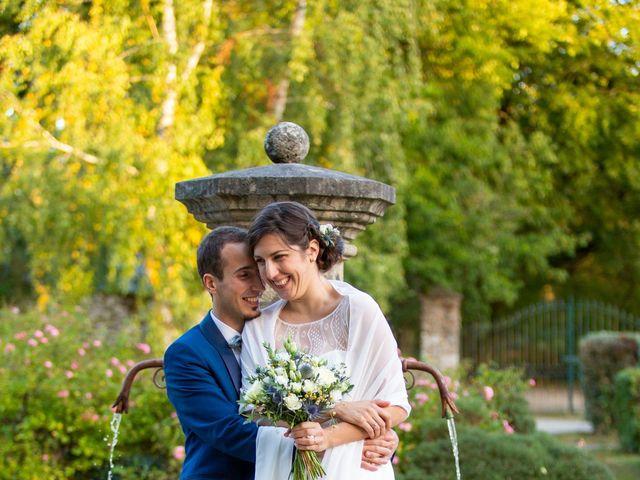 Le mariage de Guillaume et Coline à Belligné, Loire Atlantique 98