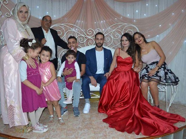 Le mariage de Kamel et Mounia à Paris, Paris 1