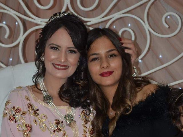 Le mariage de Kamel et Mounia à Paris, Paris 5