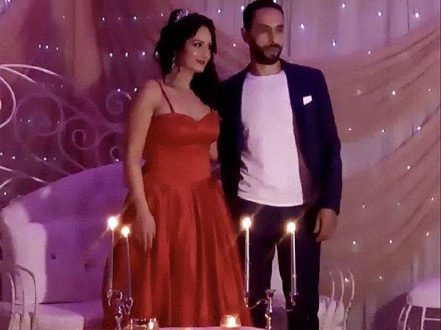 Le mariage de Kamel et Mounia à Paris, Paris 8