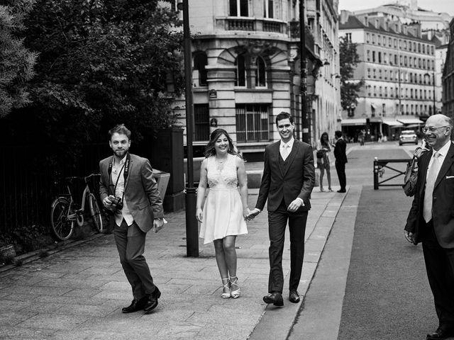 Le mariage de Adrien et Maëliss à Paris, Paris 11