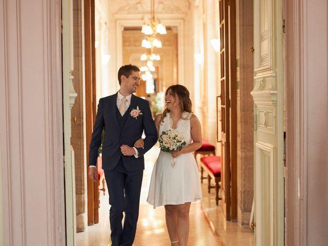 Le mariage de Adrien et Maëliss à Paris, Paris 12
