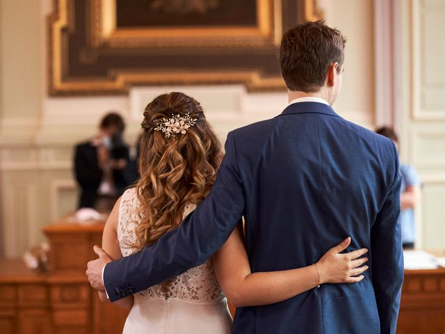 Le mariage de Adrien et Maëliss à Paris, Paris 13
