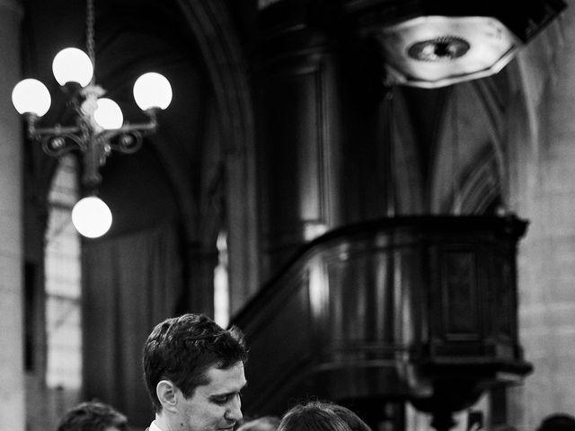Le mariage de Adrien et Maëliss à Paris, Paris 20
