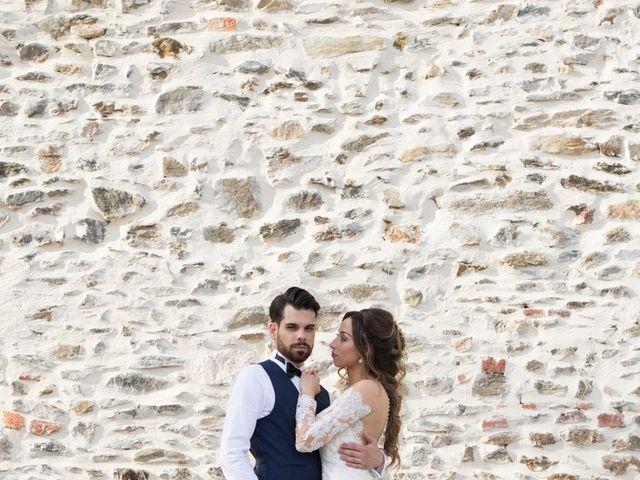 Le mariage de Léandry et Laurène à Saint-Priest-en-Jarez, Loire 4