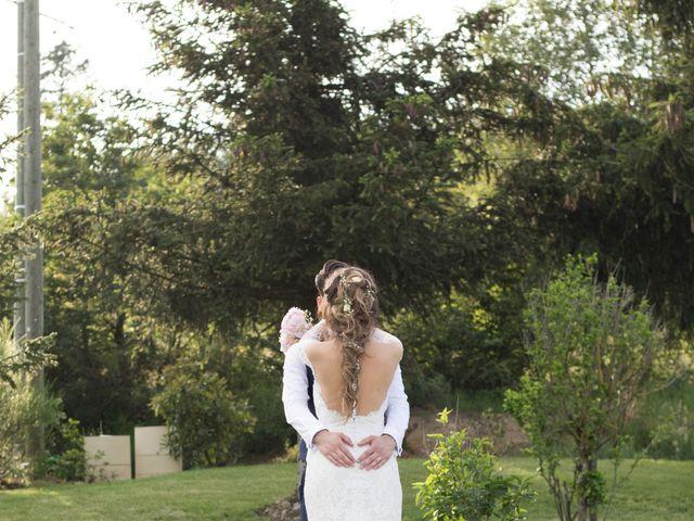 Le mariage de Léandry et Laurène à Saint-Priest-en-Jarez, Loire 5