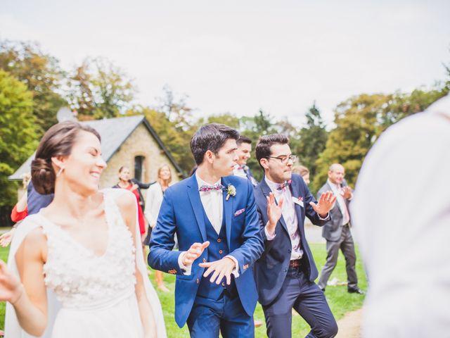 Le mariage de Thomas et Léa à Andouillé, Mayenne 12