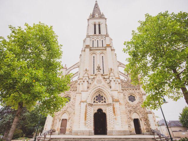 Le mariage de Thomas et Léa à Andouillé, Mayenne 25