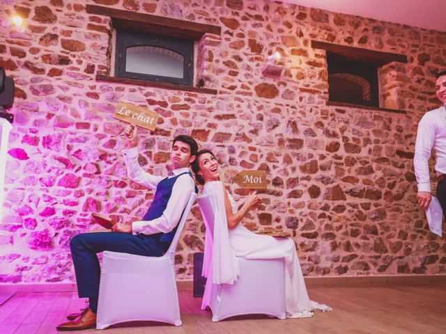 Le mariage de Thomas et Léa à Andouillé, Mayenne 30