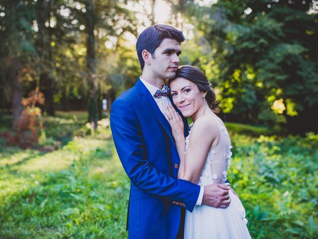 Le mariage de Léa et Thomas