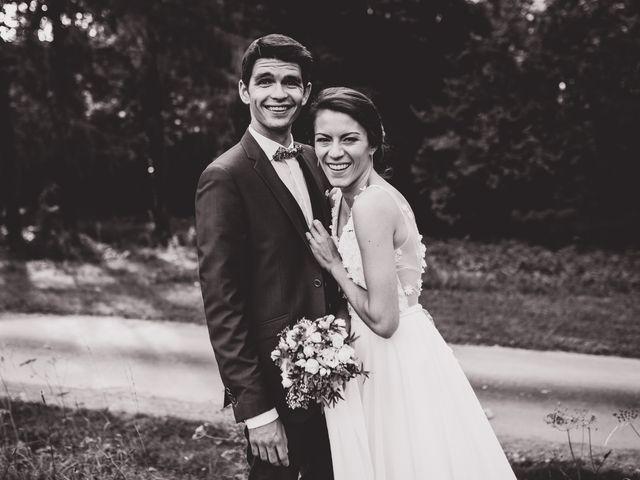 Le mariage de Thomas et Léa à Andouillé, Mayenne 39