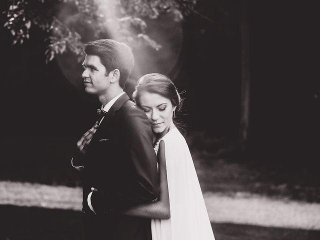 Le mariage de Thomas et Léa à Andouillé, Mayenne 43