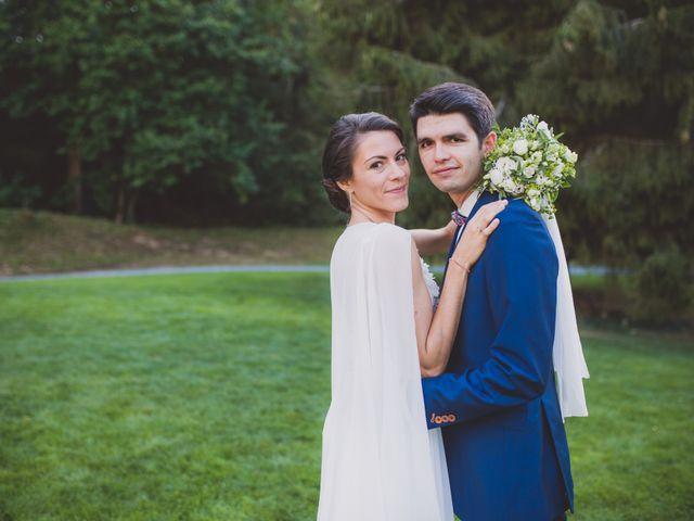 Le mariage de Thomas et Léa à Andouillé, Mayenne 46