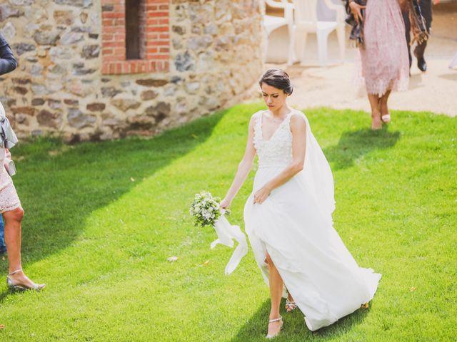 Le mariage de Thomas et Léa à Andouillé, Mayenne 52