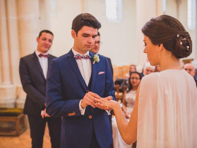 Le mariage de Thomas et Léa à Andouillé, Mayenne 55