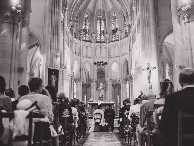 Le mariage de Thomas et Léa à Andouillé, Mayenne 56