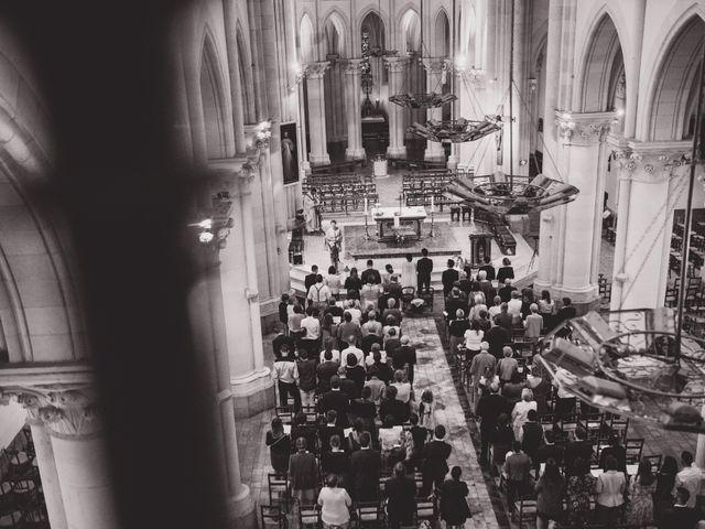 Le mariage de Thomas et Léa à Andouillé, Mayenne 57