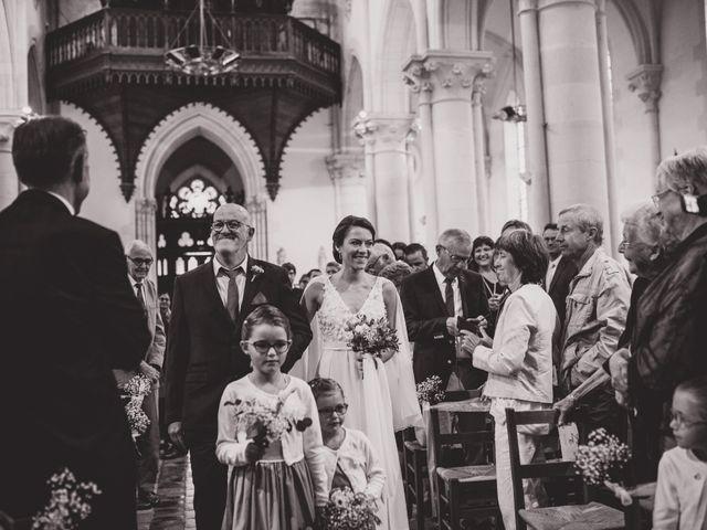 Le mariage de Thomas et Léa à Andouillé, Mayenne 59