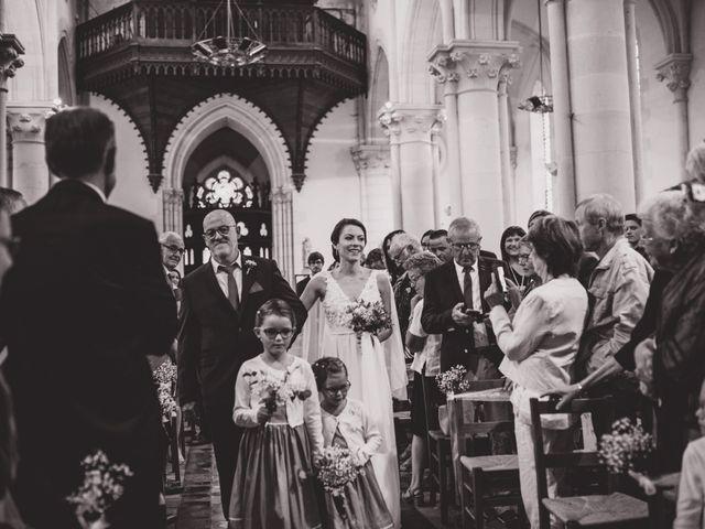 Le mariage de Thomas et Léa à Andouillé, Mayenne 60